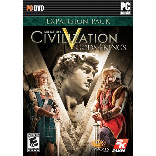 Sid Meier's Civilization V: Gods and Kings (PC)