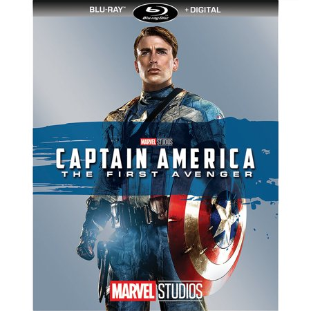 Captain America: The First Avenger (Blu-ray + (Best Of Samuel L Jackson)