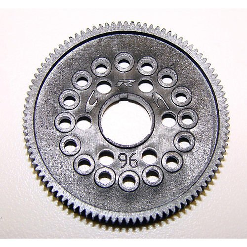 NYA 64 Pitch Spur Gear 96 Tooth Multi-Colored