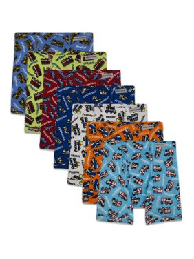 958bc2eda4c1 Product Image Fruit of the Loom Days of the Week Boxer Briefs, 7 Pack  (Toddler Boys