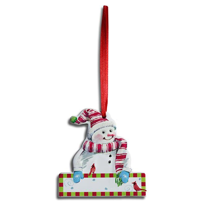 Lissom Design 51851 Porcelain Ornament - SM