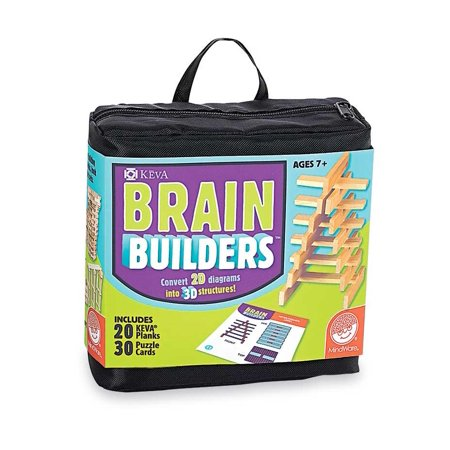 Keva: Keva Brain Builders (Other) - Keva Planks