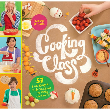 Cooking Class : 57 Fun Recipes Kids Will Love to Make (and - Fun Halloween Recipes