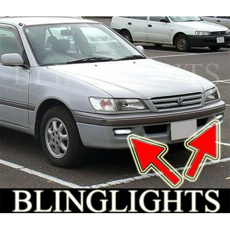 Corona Kit - 1996-2001 TOYOTA CORONA FOG LIGHTS DRIVING LAMPS LIGHT LAMP KIT premio 2000