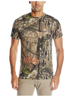 ebc83a2a019 Product Image Mossy Oak® M25002-M Camo Short Sleeve T-Shirt with Mossy Oak  Logo