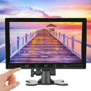7 Inch Dash-Board VGA+HDMI+AV Display Screen HD Surveillance Screen 1024x600