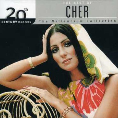 Cher - Millennium Collection-20th Century Masters [CD] - 60s Cher