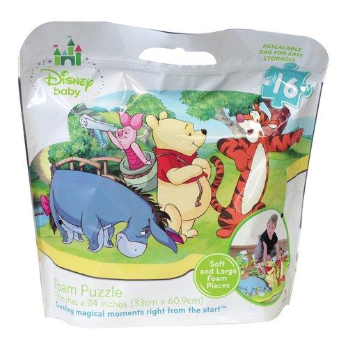 Disney Foam Puzzle in Foil Bag