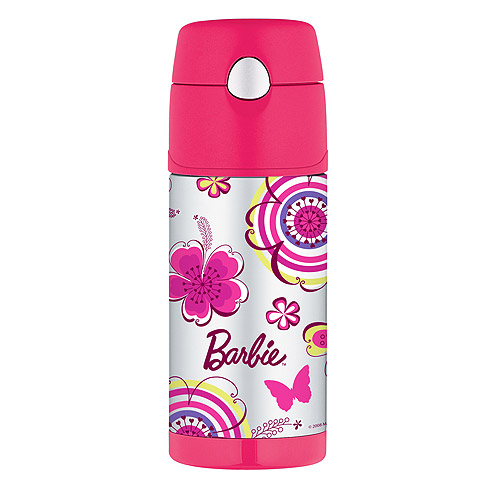 Thermos FUNtainer 12 oz Barbie Bottle