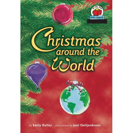 On My Own Holidays (Paperback): Christmas Around the World (Paperback) ()