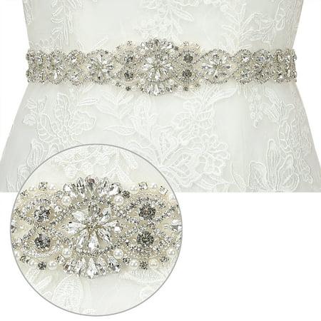 Wedding Dress Belts.Hde Rhinestone Bridal Belt Sash Crystal Wedding Sash Belt For Wedding Dress Gown