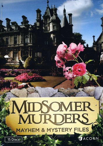 Midsomer Murders: Mayhem and Mystery Files by RLJ/SPHE