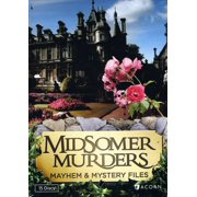 Midsomer Murders: Mayhem and Mystery Files by ACORN MEDIA