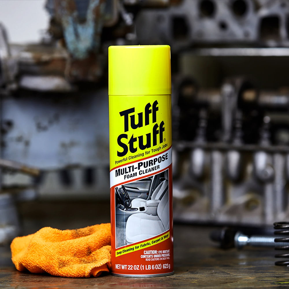 Tuff Stuff Multi Purpose Foam Cleaner, 22 ounces, 13146 - Walmart com