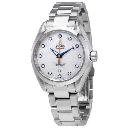 Omega Seamaster Aqua Terra Ryder Cup Automatic Ladies Watch 231 10 34 20 55 003