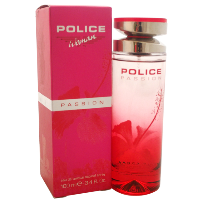 Police Passion by Police for Women - 3.4 oz EDT Spray