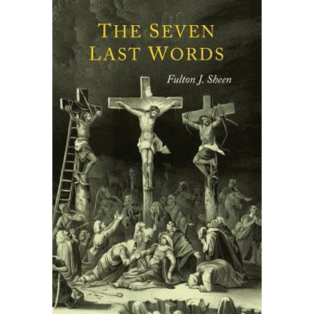 The Seven Last Words - Printable Word Find Halloween