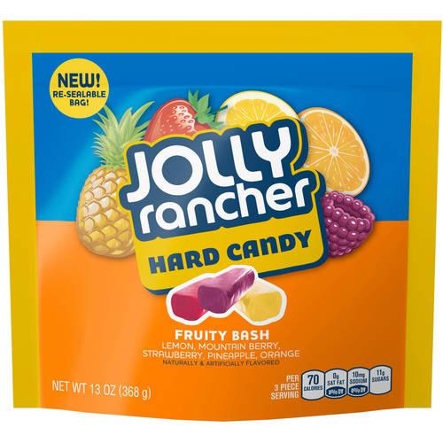 Jolly Rancher, Fruity Bash Hard Candy Assortment, 13 Oz