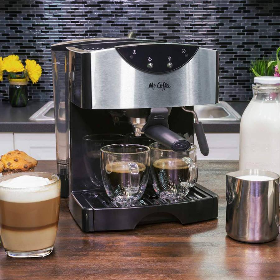 mr coffee espresso machine ecmp50