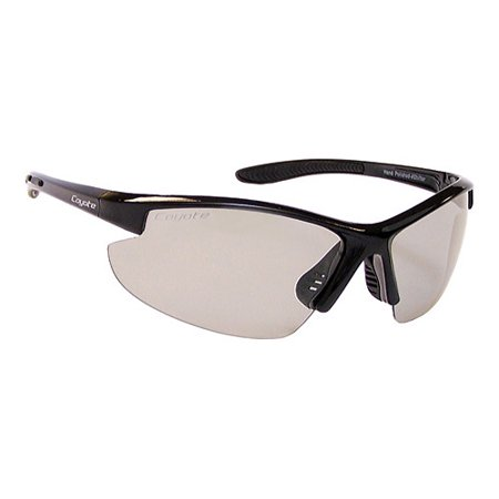 Coyote Eyewear Super-Flex Polarized Sport (Photo Polarized Vs Polarized)