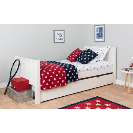 Ace Twin Wood Bed Product Picture