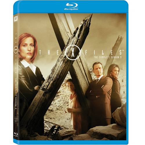 The X-Files: The Complete Ninth Season (Blu-ray) by Twentieth Century Fox