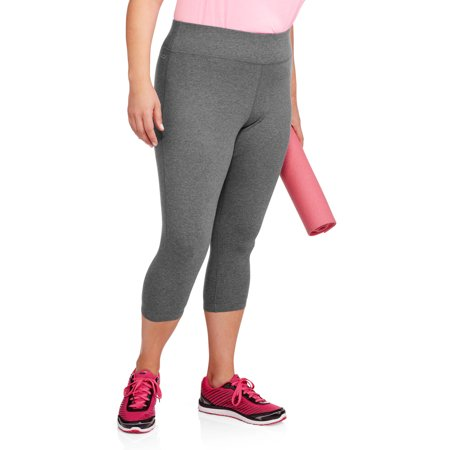 6211866691d Danskin Now Women s Plus-sized Capri Sport Tight