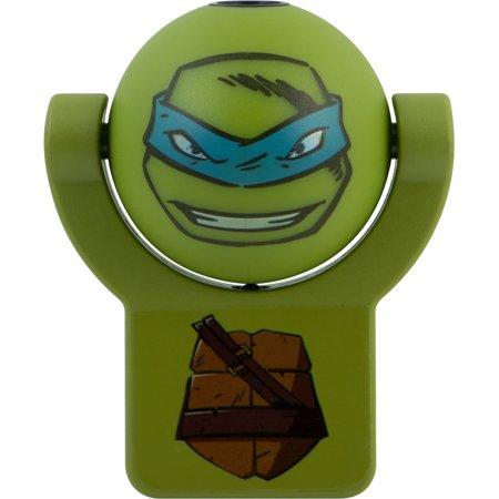 Projectables Nickelodeon Teenage Mutant Ninja Turtles Led Nightlight  10302