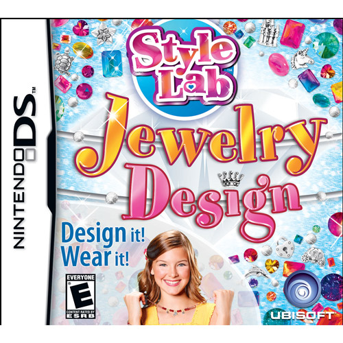 Style Lab: Jewelry Design (DS) - Pre-Owned