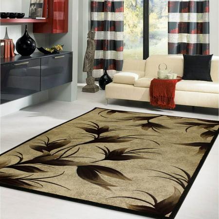 Rug Legend Modern High Quality Hand Carved Area 5x7 Carpet 2618 Bone