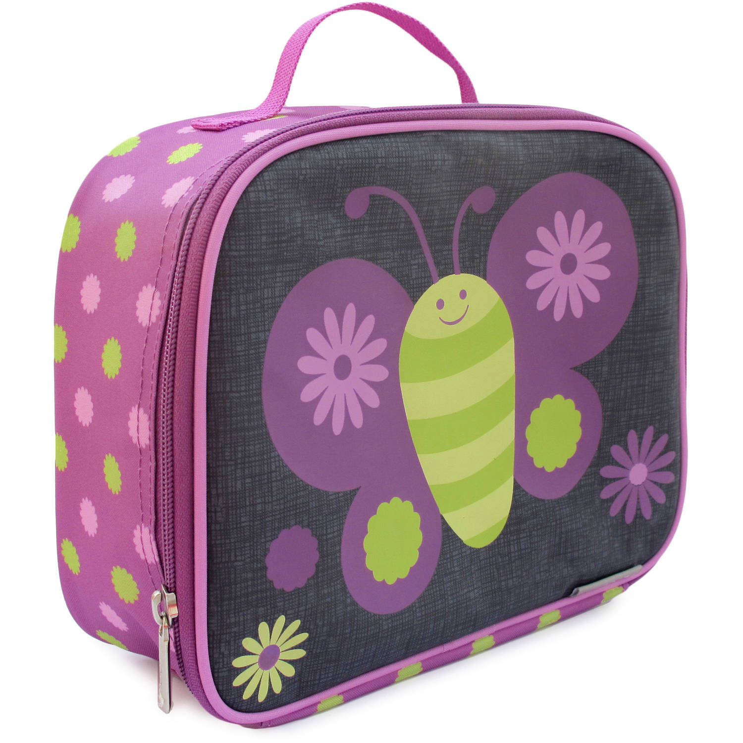 Little JJ Cole Toddler Lunch Bag, Butterfly