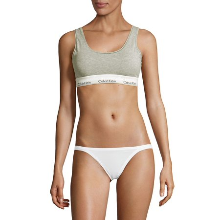 722d3ccfa84ca3 Calvin Klein - Modern Cotton U-Back Bralette - Walmart.com