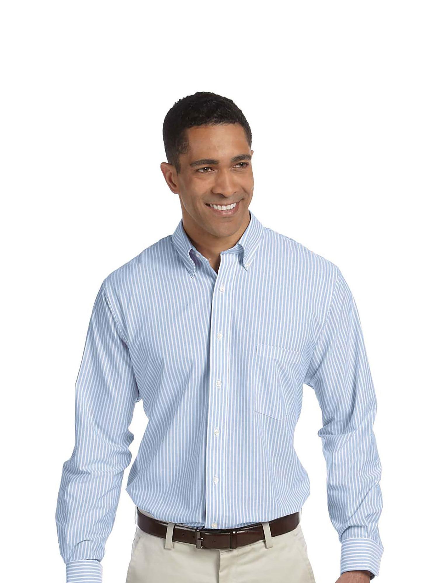 Shirt boys size 6 new dress white 60/% cotton 40/% polyester Van Heusen pocket