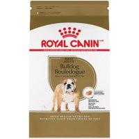 Royal Canin Bulldog Adult Dry Dog Food, 30 lb