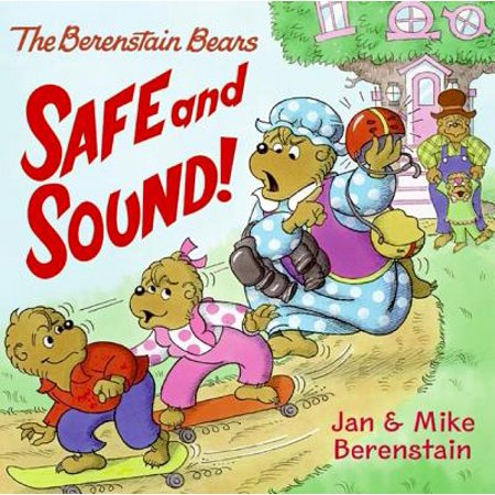 - Berenstain Bears (8x8): Safe and Sound! (Hardcover)