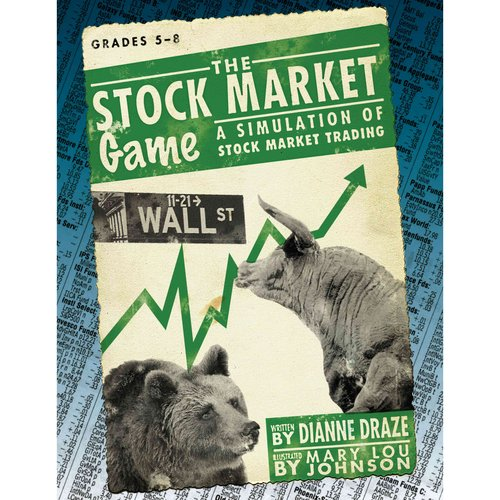 Stock Market Game: A Simulation of Stock Market Trading