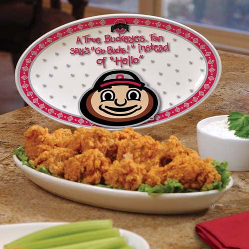 Ohio State True Fan Platter