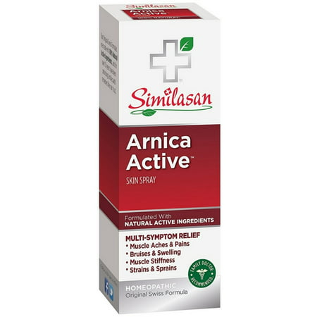 3 Pack - Similasan Arnica Active Skin Spray 3.04
