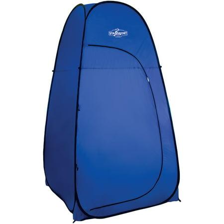 Stansport Pop-Up Privacy Shelter - 48u0022 x 48u0022 x 84u0022