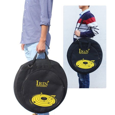 21-Inch Cymbal Bag Backpack Three Pockets with Removable Divider Shoulder Strap - image 1 of 7
