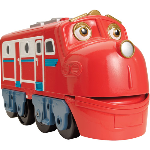 Chuggington Remote-Controlled Wilson Vehicle