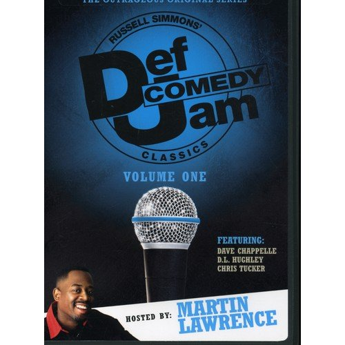 Russell Simmons' Def Comedy Jam Classics, Vol. One (Full Frame)