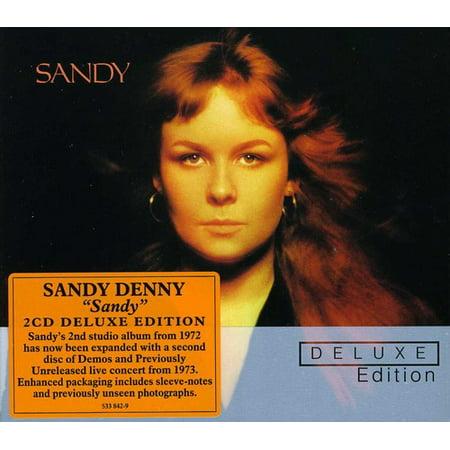 Sandy Denny   Sandy  Deluxe Edition  Cd