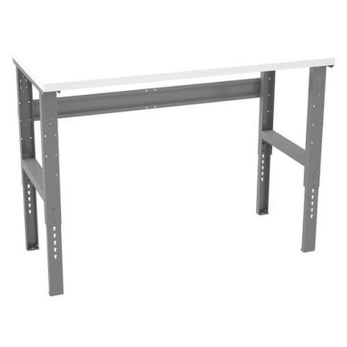 "TENNSCO WBAT-1-3060P Workbench,Laminate,60"" W,30"" D G0152769 by Tennsco"
