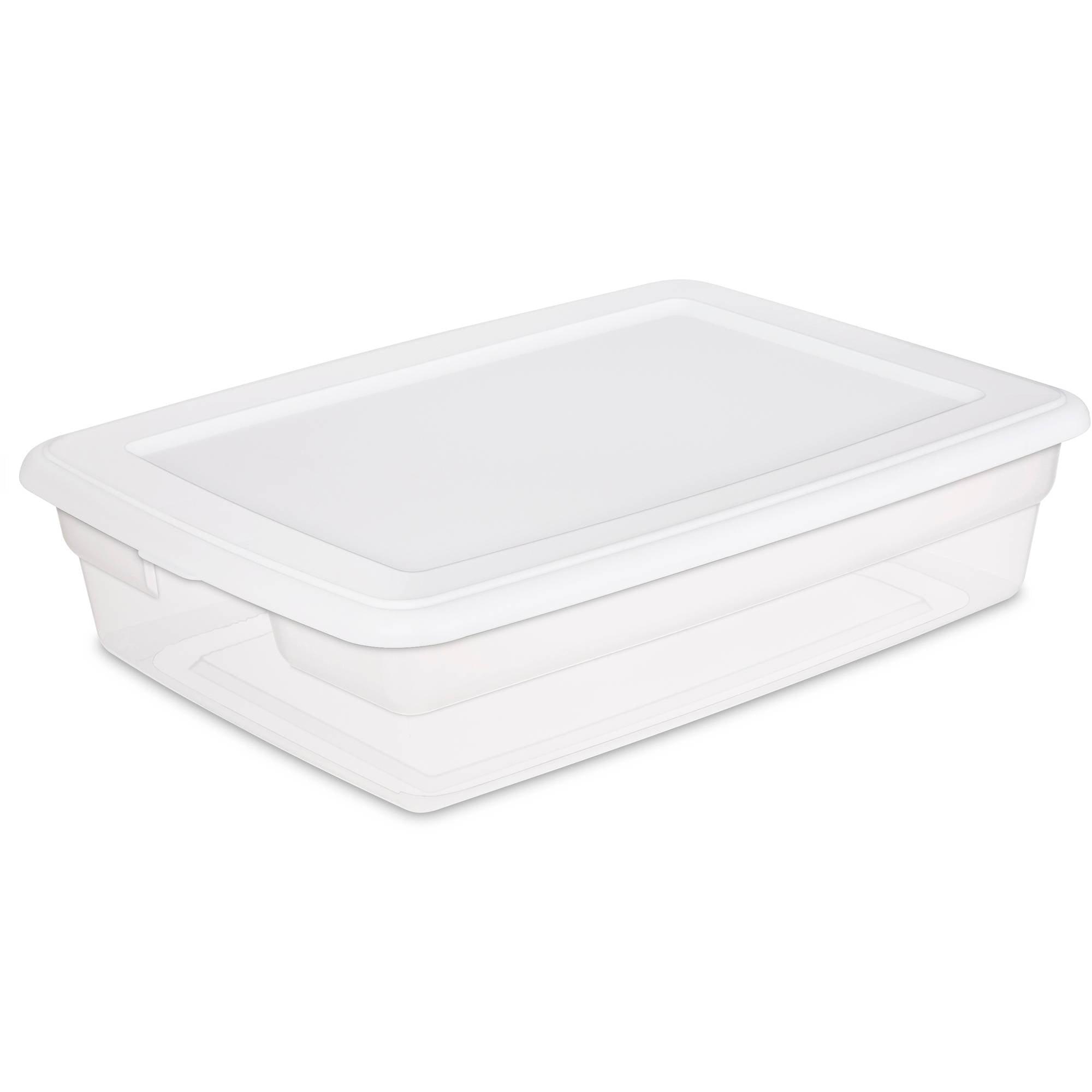 Sterilite 28-Quart Storage Box