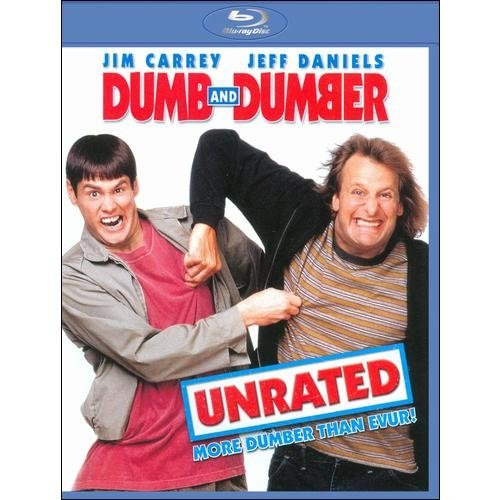 Dumb And Dumber (Unrated) (Blu-ray) (Widescreen)
