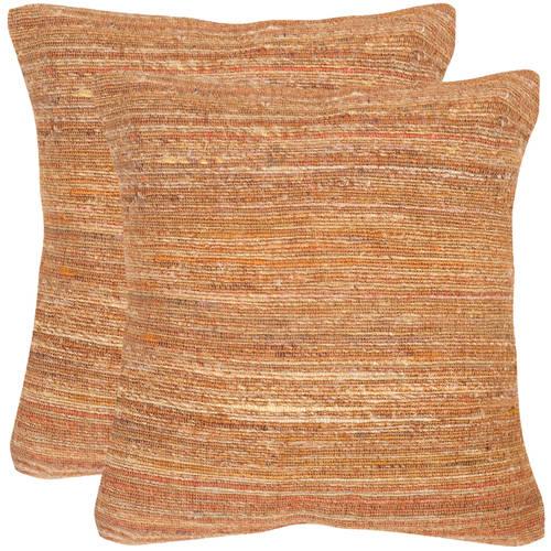 Safavieh Eloise Striped Pillow, Set of 2