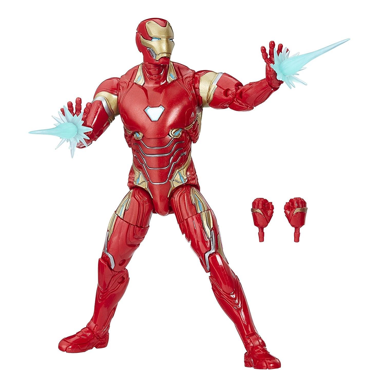 "Marvel Legends BAF Thanos Series 6"" Action Figure: Iron Man"