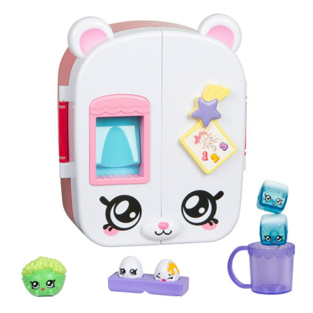 Kindi Kids Kindi Fun Refrigerator, Doll Playset