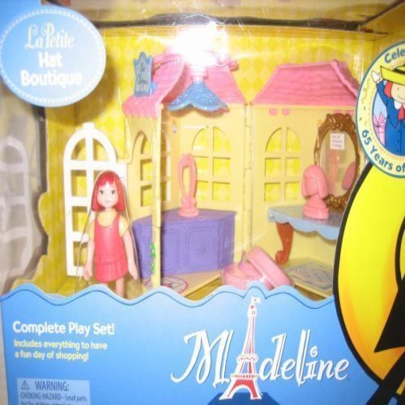 Madeline La Petite Hat Boutique Play Set by